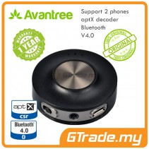 AVANTREE Bluetooth Handsfree Car Kit Cara 2 Music Call Proton Produa