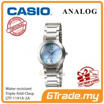 CASIO Ladies LTP-1191A-2A Analog Watch Jam Tangan Wanita [PRE]