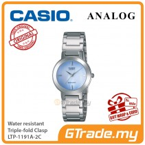 CASIO Ladies LTP-1191A-2C Analog Watch Jam Tangan Wanita [PRE]
