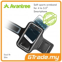 AVANTREE Slim Sports Smartphone Armband Samsung Galaxy Note 8 7 S10 Plus