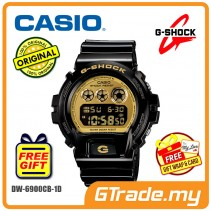 CASIO G-SHOCK DW-6900CB-1 STANDARD Digital Watch | Street Fashion
