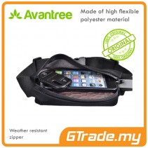 AVANTREE Sports Waist Bag Running Pouch 5inch Smartphone iPhone