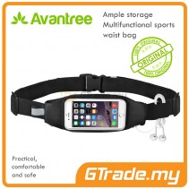 AVANTREE Sports Waist Bag Running Belt Pouch Am006 5inch Smartphone iPhone