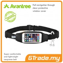 AVANTREE Sports Waist Bag Running Pouch Wlr Samsung Galaxy Note 9 8 7 S10 Plus