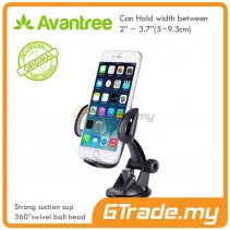 Avantree Phone Holder for Car HD081 Hold width 5 - 9.3cm iPhone Samsung