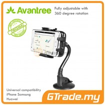 Avantree Phone Holder for Car Width 5.8 -8.5 iPhone Samsung Huawei Smartphone