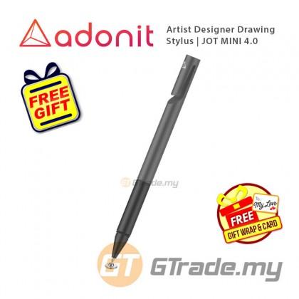 ADONIT Jot Mini 4 Stylus Pen Black Apple iPad Air Pro Mini 4 5 6  +Free Gift