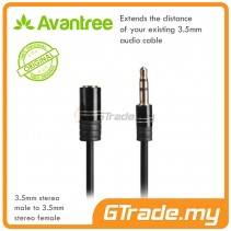 Avantree Male Female Extension Audio Cable TR304 1.2M
