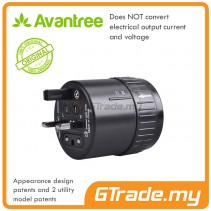 Avantree Universal Travel Adapter Plug Support 120+ countries