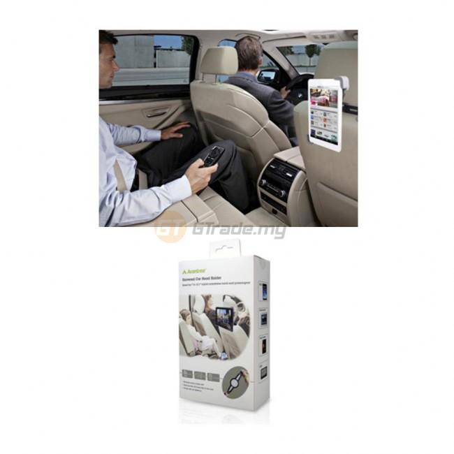 "Avantree Car Headrest Tablet Holder Spider iPad Galaxy Tab 7"" - 10.1"" *Free Gift+Shipping"