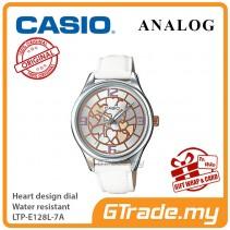 Casio Women Ladies LTP-E128L-7A Analog Watch Jam Tangan Wanita