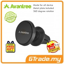 Avantree Phone Magnetic Air Vent Holder for Car HD094 iPhone * Free Gift