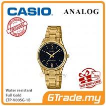 Casio Women Ladies LTP-V005G-1B Analog Watch Jam Tangan Wanita