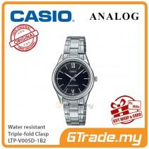 Casio Women Ladies LTP-V005D-1B2 Analog Watch Jam Tangan Wanita [PRE]