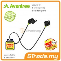 Avantree Bluetooth Wireless Sports Running Headset HS132 *Free Gift