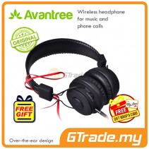Avantree Bluetooth Wireless Stereo Headphone Hive Music *Free Gift