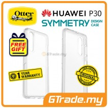Otterbox Symmetry Clear Slim Case Huawei P30 Clear *Free Gift