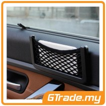 Car Storage Net Automotive Pocket Organizer Bag Phone Holder
