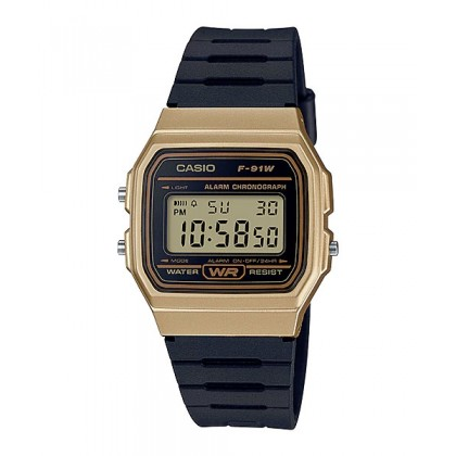 [READY STOCK] CASIO STANDARD F-91WM-9A Digital Watch   Classic Since 1991 Calendar
