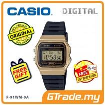 [READY STOCK] CASIO STANDARD F-91WM-9A Digital Watch | Classic Since 1991 Calendar