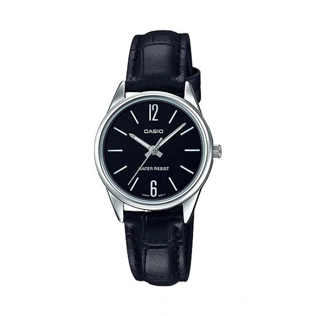 Casio Ladies LTP-V005L-1B Analog Watch Jam Tangan Wanita [PRE]