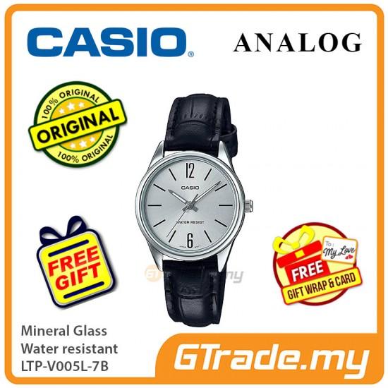 Casio Ladies LTP-V005L-7B Analog Watch Jam Tangan Wanita [PRE]