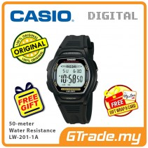 Casio Kids Mens LW-201-1A Digital Watch Jam Tangan Kanak-Kanak [PRE]
