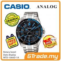 Casio Mens MTD-1066D-1A Analog Watch Jam Tangan Lelaki [PRE]