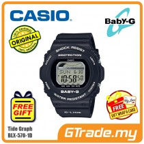 Casio Baby-G  BLX-570-1D Digital Watch Kids Women G-Lide Surfing [PRE]