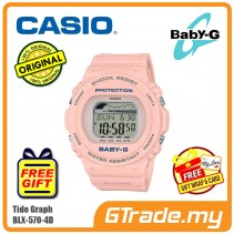 Casio Baby-G  BLX-570-4D Digital Watch Kids Women G-Lide Surfing [PRE]