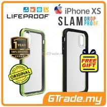 Lifeproof Slam Drop Protect Case Apple Iphone Xs X Night Flash *Free Gift