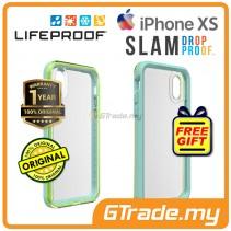 Lifeproof Slam Drop Protect Case Apple Iphone Xs X Sea Glass *Free Gift