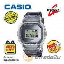 Casio G-Shock DW-5600SK-1D Digital Watch Semi-transparent Metallic  [PRE]