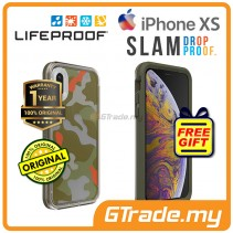 Lifeproof Slam Graphic Protect Case Apple Iphone Xs X Wood Camo *Free Gift