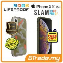 Lifeproof Slam Graphic Case Apple Iphone Xs Max X Woodland Camo *Free Gift