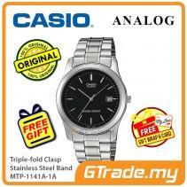 Casio Men MTP-1141A-1A Analog Watch Jam Tangan Analog Lelaki  [PRE]