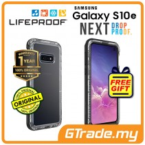 Lifeproof Next Shield Case Samsung Galaxy S10e Black Crystal *Free Gift