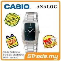 Casio Men MTP-1165A-1C Analog Watch Jam Tangan Analog Lelaki  [PRE]