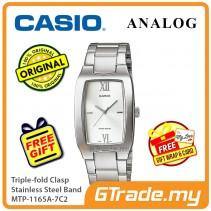 Casio Men MTP-1165A-7C2 Analog Watch Jam Tangan Analog Lelaki  [PRE]