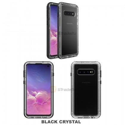 Lifeproof Next Shield Case Samsung Galaxy S10 Black Crystal *Free Gift