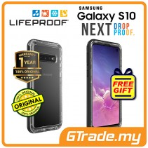 Lifeproof Next Shield Case Samsung Galaxy S10 Black Crystal *Free Gift