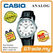 Casio Men MTP-1183E-7B Analog Watch Jam Tangan Analog Lelaki  [PRE]