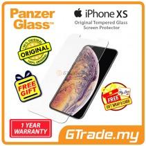 PanzerGlass Original Tempered Glass Screen Proctector Apple iPhone Xs X *Free Gift