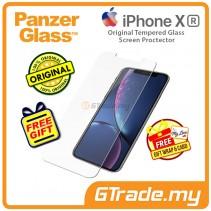 PanzerGlass Original Tempered Glass Screen Proctector Apple iPhone Xr *Free Gift