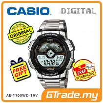 CASIO STANDARD AE-1100WD-1AV Digital Watch | 10 Yrs Batt. WR100M