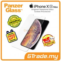 PanzerGlass Original Tempered Glass Screen Proctector Apple iPhone Xs Max *Free Gift