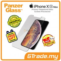 PanzerGlass Privacy Tempered Glass Screen Proctector Apple iPhone Xs Max *Free Gift
