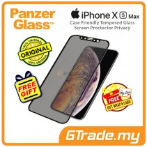 PanzerGlass Case Friendly Tempered Glass Screen Proctector Privacy Apple iPhone Xs Max *Free Gift