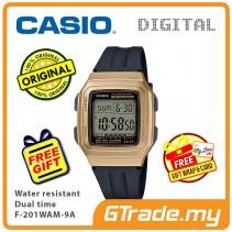 Casio Men F-201WAM-9A Digital Watch Jam Tangan Digital Lelaki [PRE]