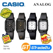 Casio Classic LQ-142 Women Ladies Analog Watch Jam Tangan Wanita [PRE]